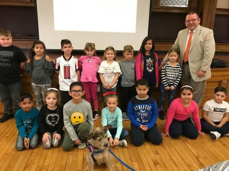 Comfort Dogs: Helping Students and Staff